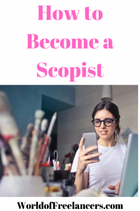 How to Become a Scopist