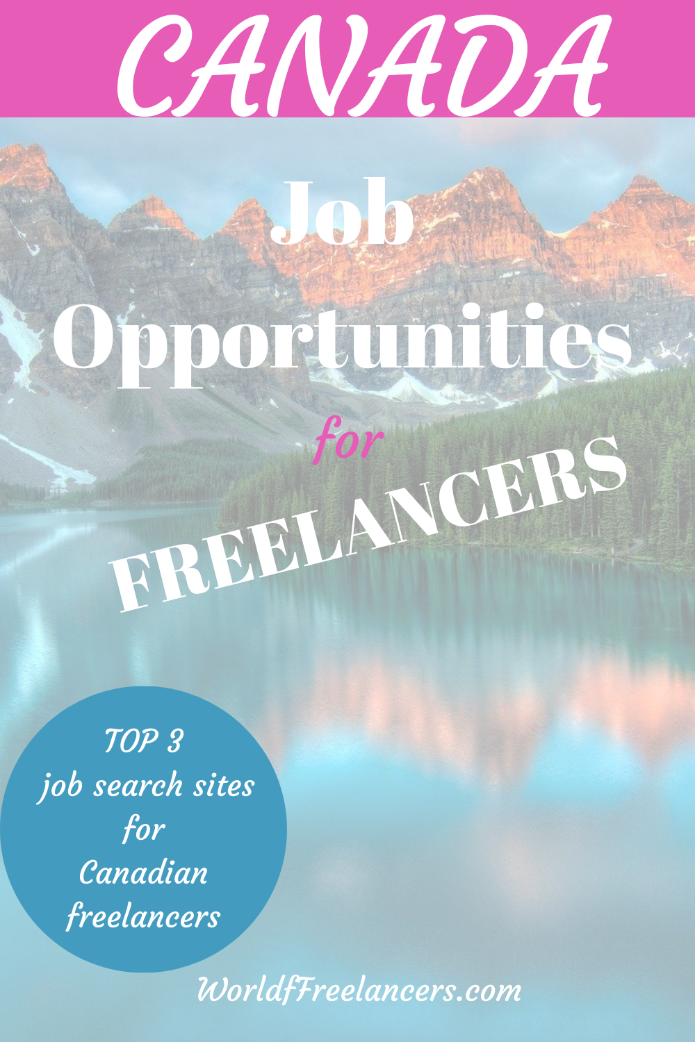 Canada job opportunities for freelancers