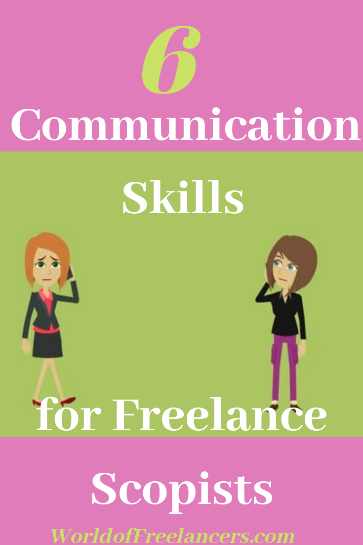 6 Communication Skills for Scopists