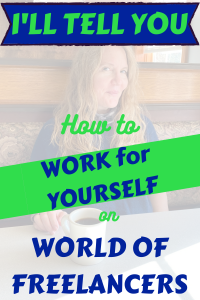 I'll tell you how to work for yourself on World of Freelancers