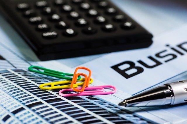 Calculator for invoicing