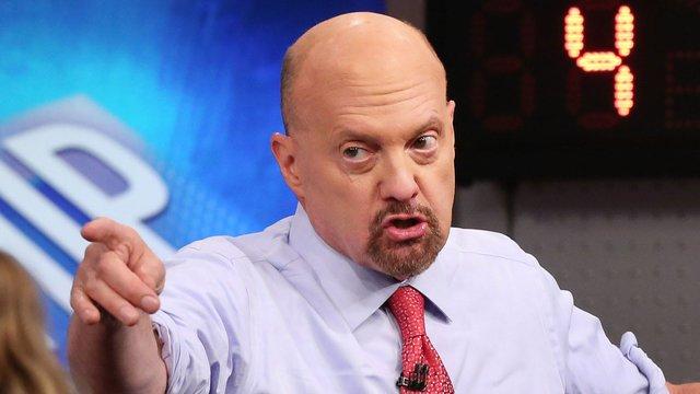 Jim Cramer of CNBC's Mad Money