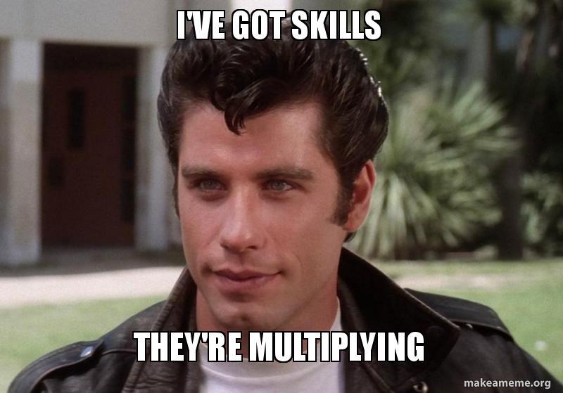 John Travolta freelancer meme