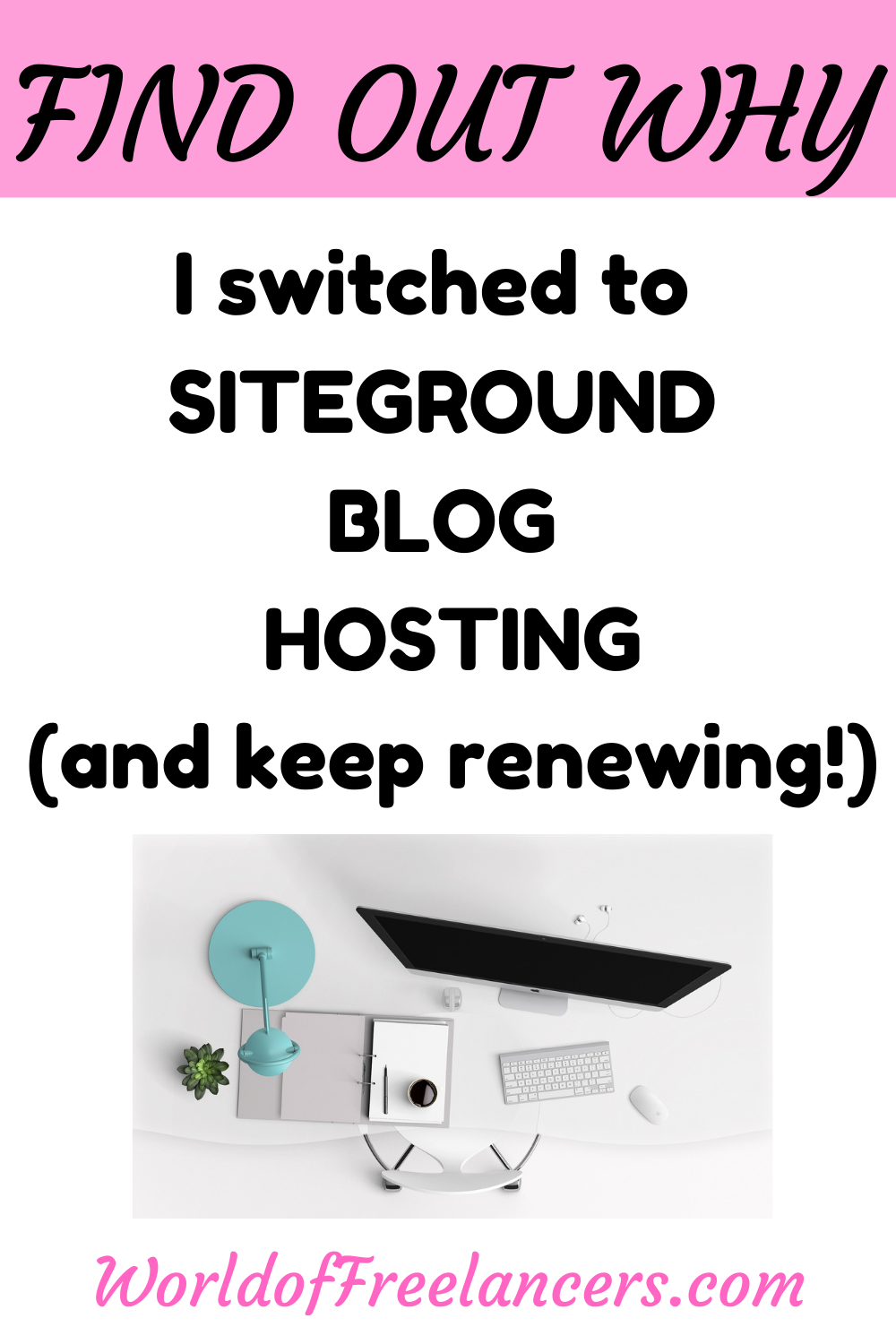 In this SiteGround review, find out why I switched to SiteGround Blog Hosting and Keep Renewing