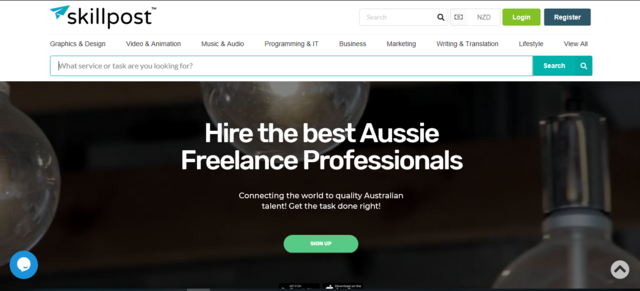 Skillpost is one of the best job search websites to find Australia online jobs