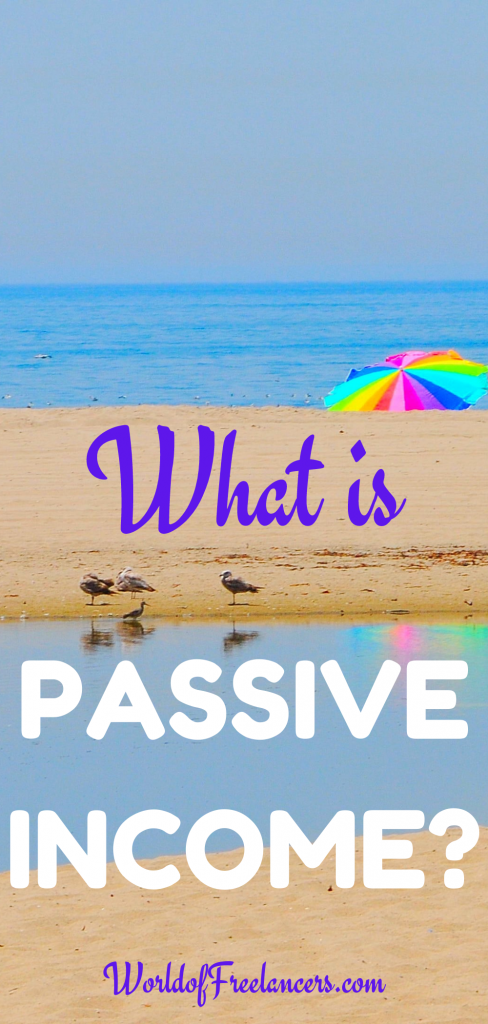 What is passive income? Find out passive income meaning here.